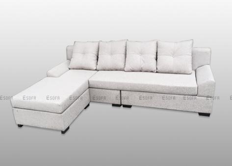 Sofa nỉ góc giá rẻ E11