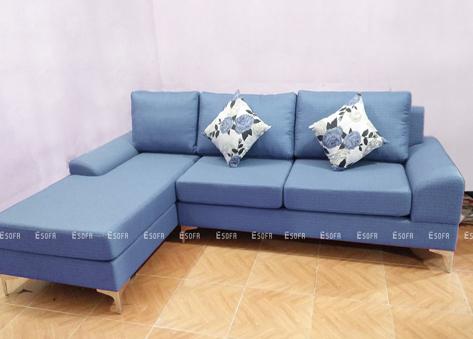 Sofa nỉ góc giá rẻ E15