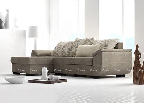Sofa nỉ góc giá rẻ E16