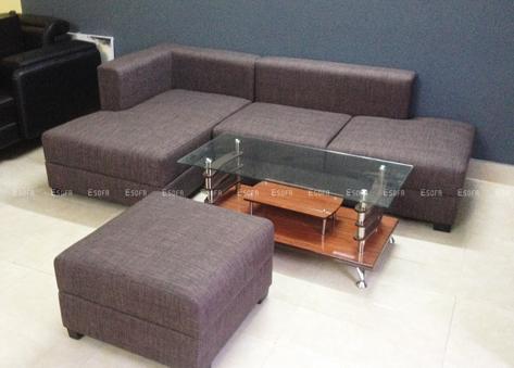 Sofa nỉ góc giá rẻ E23