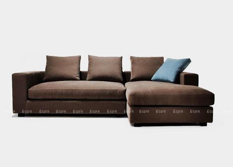 Sofa nỉ góc giá rẻ E24