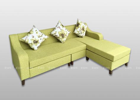 Sofa nỉ góc giá rẻ E27
