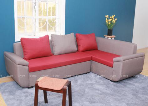 Sofa nỉ góc giá rẻ E29