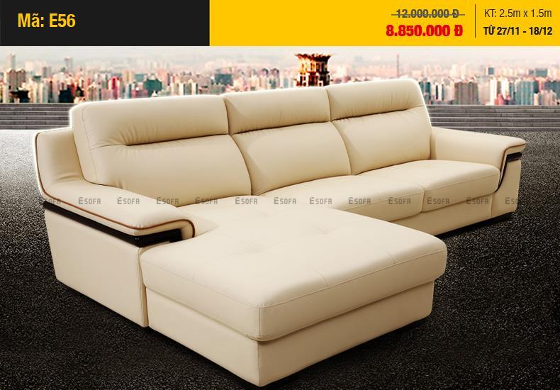 Bạn sẽ chọn sofa da hay sofa nỉ giá rẻ?