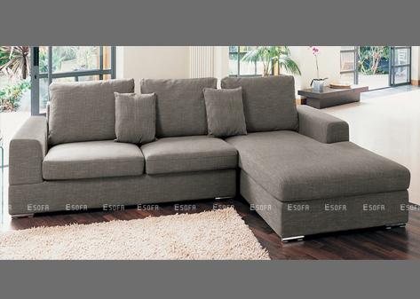 Sofa nỉ góc đẹp giá rẻ E57