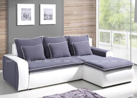 Chọn sofa giá rẻ cho phòng khách nhỏ, tại sao không?