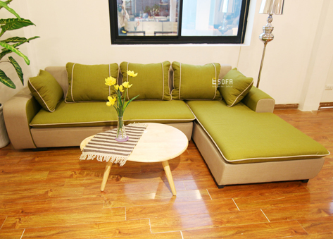 Sofa nỉ E54 giá rẻ