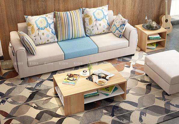 Sofa văng giá rẻ phù hợp cho gia đình hiện đại