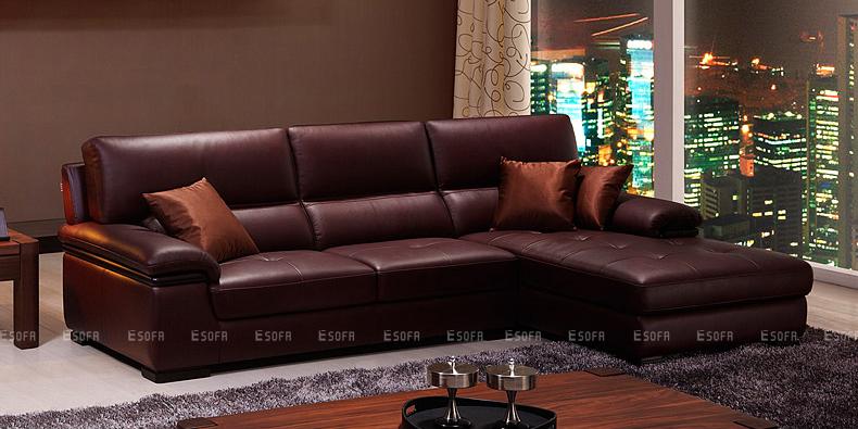 Sofa da giá rẻ rực rỡ các sắc màu, tô điểm cho phòng khách