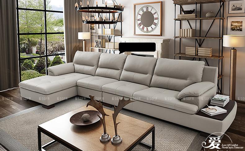 Lột xác phòng khách nhỏ hẹp bằng bộ sofa giá rẻ