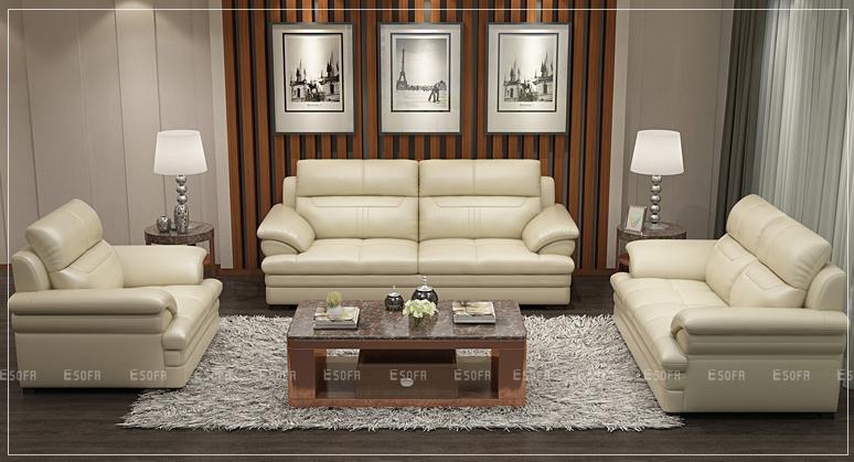 Sofa văng da E266.3