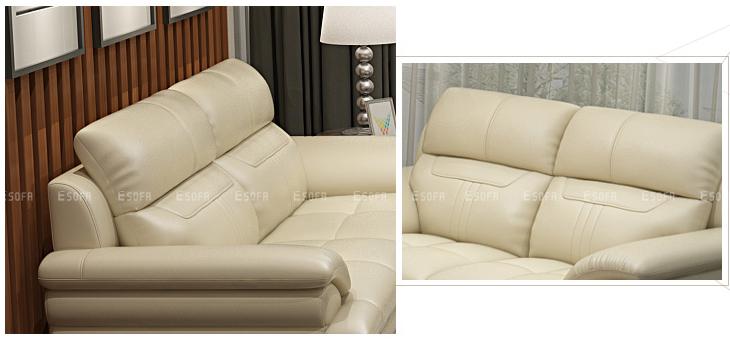 Sofa văng da E266.1