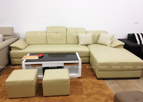 Sofa góc tựa gật gù E39