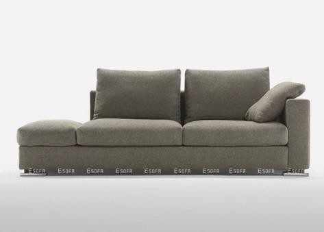 Sofa văng nỉ E50