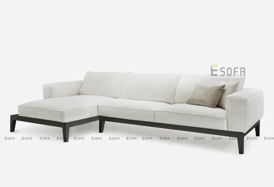 Chọn màu sofa để dễ dàng kết hợp cùng với nội thất