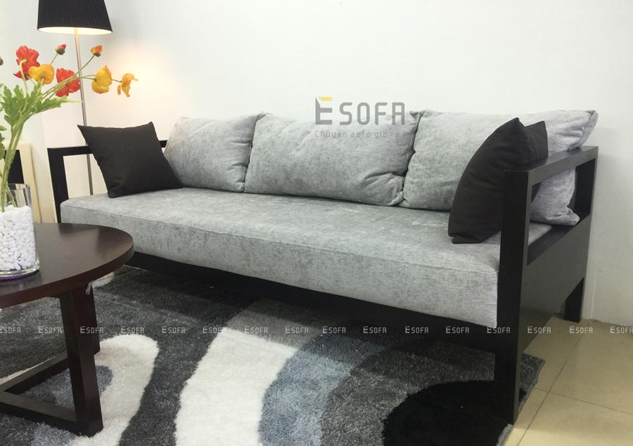 Nên hay không nên đầu tư vào những bộ sofa gỗ giá rẻ?