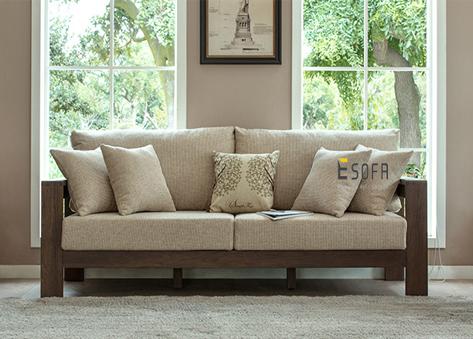 Sofa văng gỗ E162