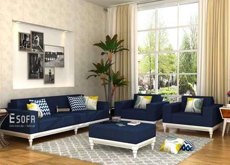 Bộ Sofa văng gỗ E169