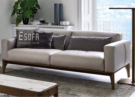 Sofa văng gỗ E157