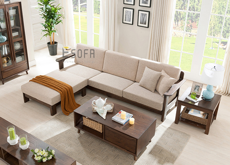 Sofa văng gỗ E215