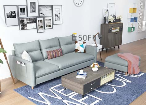 Sofa văng Da đẹp E83