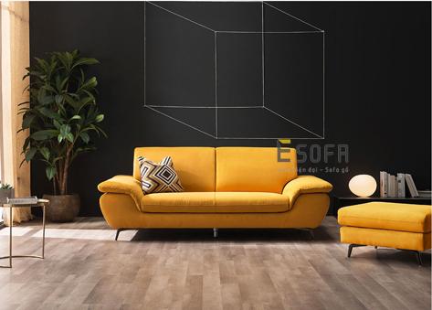 Sofa văng da đẹp E95