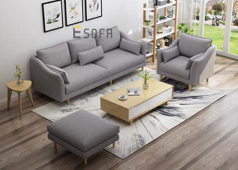 Sofa văng Nỉ đẹp E82
