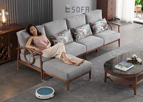 Sofa văng gỗ E246