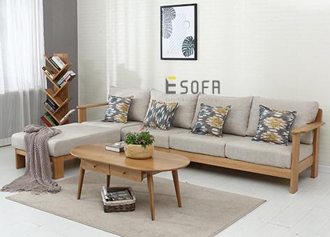 Sofa gỗ E238