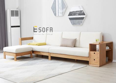 Sofa văng gỗ E236