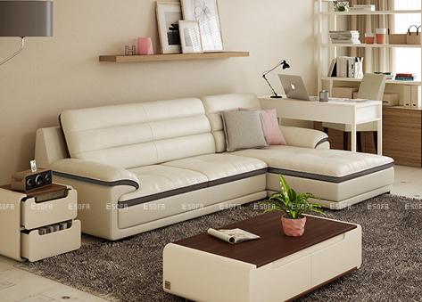 Sofa E55 góc chữ L sang trọng