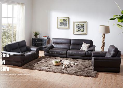 Sofa văng da E456