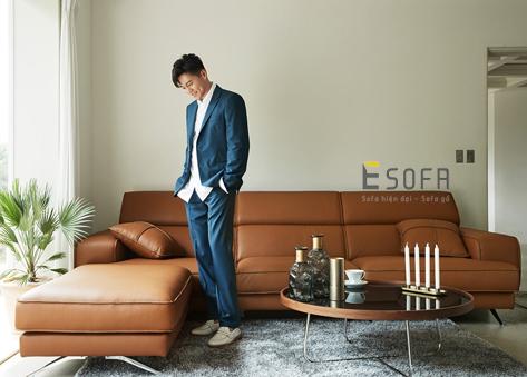 Sofa văng DA đẹp E92